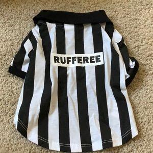 "Doggie ""Rufferee"" Tshirt"